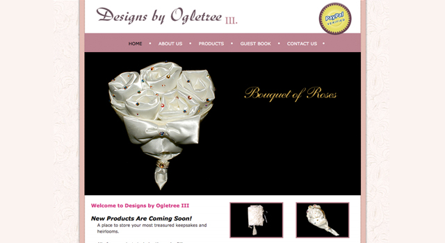 Keepsake Website